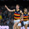 Dominant Crows outlast late Power surge in Showdown