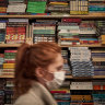 The boom in comic book sales have been a boost for bookstore owners in France.