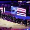 'A disgraceful ending': NBA teams kneel in protest over Capitol violence