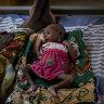 Only 20 days old, Tigsti already starving as famine stalks Ethiopia