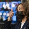 'It will not be easy': Biden hands Kamala Harris problem he couldn't fix