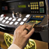 Demons get out of the pokies, get money in the bank