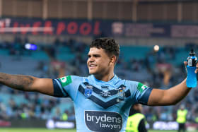 Mitchell confesses to neck doubts after stunning performance in Origin II