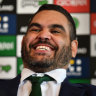 Souths sweat on salary cap dispensation for Inglis retirement