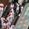 Cardinals have 13 test positive for COVID-19, Field of Dreams game postponed