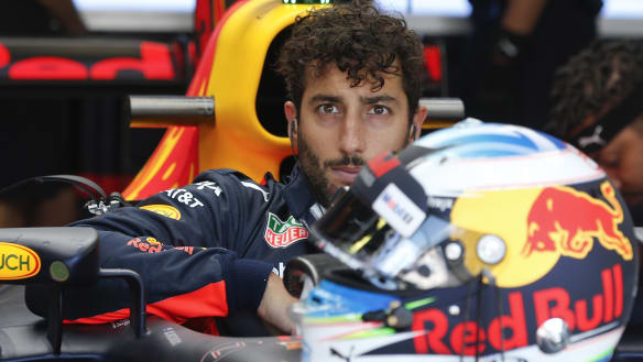 Ricciardo on a 'tight rope' with Red Bull in contract year: Webber