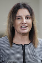 Tasmanian independent senator Jacqui Lambie is unhappy with a plan to alter Senate procedure.