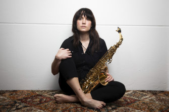 Saxophonist Kirsty Tickle has helped changed the way music lovers view the instrument.
