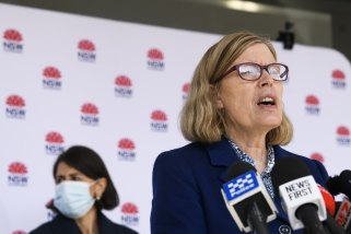 Chief Health Officer Kerry Chant said the discussions needed for a younger person to receive AstraZeneca could not take place at mass vaccination hubs.