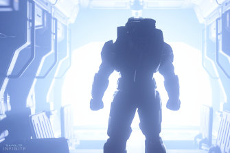 Master Chief is ready for a new fight in Halo: Infinite.