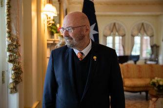 Ambassador of Australia to the United StatesArthur Sinodinos has urged universities to capitalise on the research arms races between America and China.