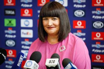 RA chief Raelene Castle is playing hardball with media rights bidders.