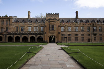 Universities have reported an increase in demand for places from domestic students.