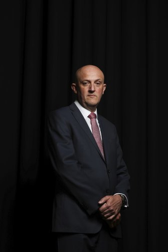 As ASD boss, Mike Burgess led an investigation which found over 300 risks with Huawei's involvement in Australian 5G.