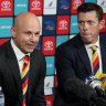 In the Nicks of time: How and why Matthew Nicks became Crows coach