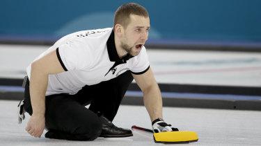 Ice breaker: Alexander Krushelnytsky is suspected of contravening doping regulations.