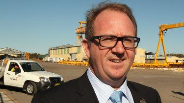 Labor MP David Feeney