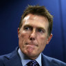 'No rule of law left': Christian Porter won't stand down after rape claim