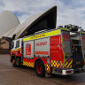 Sydney Opera House evacuated after 'elevated' levels of gas detected