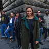 Melbourne Music Week sees performers take over the city streets