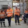 Labourers raking in $200k in West Gate wage bonanza