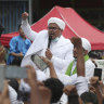 Indonesia outlaws influential hardline Islamic group