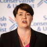 As rising star Ruth Davidson showed, female politicians pay higher price for parenthood