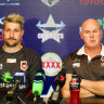 McGregor 'surprised and disappointed' by Widdop's departure