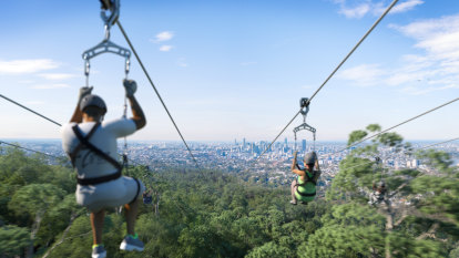 Rally against Mt Coot-tha zipline approval planned for Tuesday