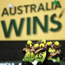 Australia take World Cup honours on a night for true believers