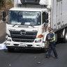Man hit by car on West Gate Freeway, Burnley Tunnel closed