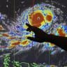 Strongest typhoon this year to hit Philippines as Hurricane Florence downgraded
