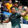 'Always family first': Samu eyeing off 2023 World Cup after 'disappointing' Cheika snub