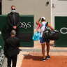 'It was going to be touch-and-go': Barty's battle to simply get to the Wimbledon starting line