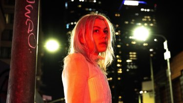 Phoebe Bridgers: wry, allusive and spanning diverse musical worlds.