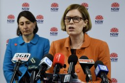 Dr Kerry Chant said she was concerned there were chains of transmission in some Sydney regions.