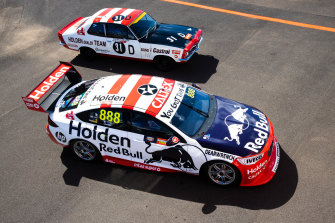 Red Bull Holden Racing boss Ronald Dane is not sure what the future holds for his team.
