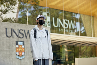 The university sector has been preparing for an influx of students returning from China.