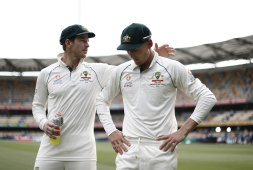 Australia have not lost a Test at the Gabba in 32 years.