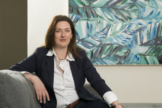 Young male traders have relinquished their monopoly on crypto, says BTC Markets CEO Caroline Bowler.