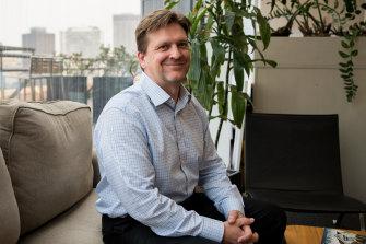 Alphinity principal Andrew Martin.