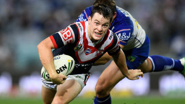 Luke Keary and Cronk could form a formidable partnership.