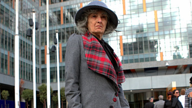 Angela Arena, 65, claims she is a victim of irresponsible lending by a NAB banker.