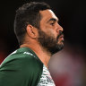 Souths to front press conference as drums beat about Inglis retirement