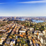 The divide between Sydney's have and have-not suburbs is growing as cheap interest rates deliver huge capital gains.