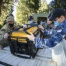 Dandenongs generators delayed for lack of fuel, TV images, say emergency services