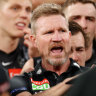 'Do I want to continue? Yes.'  Buckley determined to remain as Pies coach