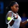 US teen Gauff eliminates reigning Australian Open champion Osaka