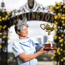 Michelle Payne 'bursting with happiness' as city comes out for the Cup
