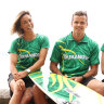 Surfing blind into Tokyo: How these Olympians learnt to work as a team
